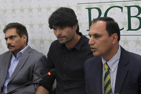 Mohammad Irfan Banned for a Year, Admits to Fixing Approach