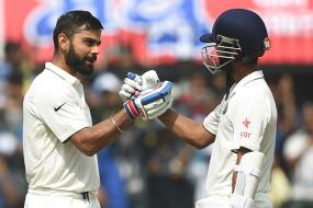 Rahane Not as 'Emotional' as Kohli, Says Steven Smith