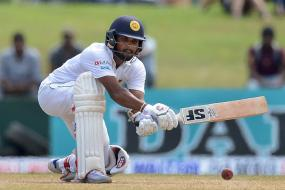 Sri Lanka vs India: Dinesh Chandimal Ruled Out of Galle Test