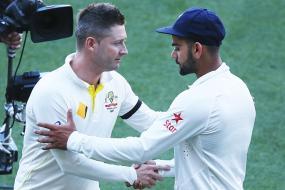 Virat Kohli Has Lot of Australian Spirit In Him, Says Clarke