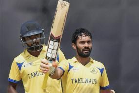 Deodhar Trophy: Karthik Slams Ton As Tamil Nadu Clinch Title