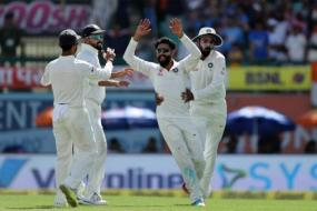 India Inch Closer To Series Win After Australia Collapse In Dharamsala