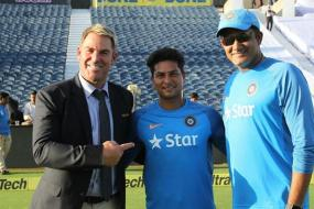 Kuldeep Yadav Used Shane Warne Advice to Torment Australia