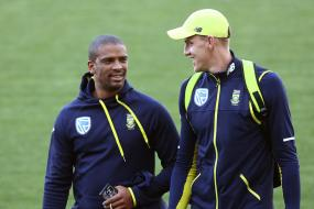 Injured Philander to Miss First Test Against Bangladesh