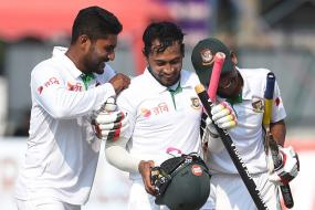 Bangladesh Skipper Mushfiqur Rahim Eyes South Africa Scalp