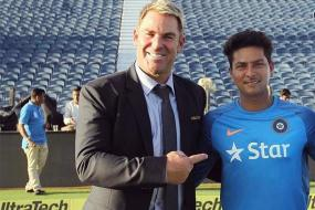 Kuldeep Yadav Recalls His Meeting With 'Idol' Shane Warne