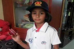 Nine-year-old Anadi Tagde Named in Women's U-19 Squad