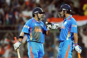 Gambhir Bats for Dhoni, Says Credit Should Be Given Where Due