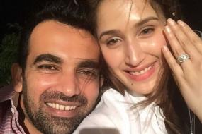 Zaheer Khan Engaged To Sagarika Ghatge