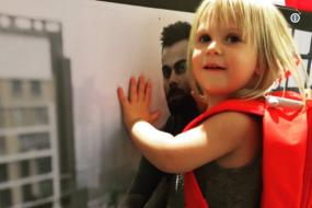 IPL 2017: Jonty Rhodes' Daughter Leaves Virat Kohli Stumped