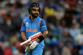 Kohli, Shami Find Form as India Beat New Zealand in Rain-Curtailed Tie