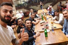Virat Kohli and Co Take Time Off After Practicing Hard in London
