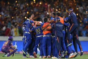 IPL 2017: Mumbai Celebrate Title Victory in Special Style