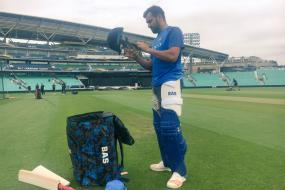 Champions Trophy 2017: Rohit Sharma Takes to Net Sessions