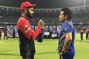 IPL 2017: Kohli Turns to Sachin Tendulkar After Eighth RCB Loss