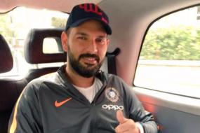 Champions Trophy 2017: Yuvraj Singh Joins Squad After Illness