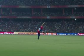 When Corey Anderson's Jaw-dropping Catch Stunned Dinesh Karthik