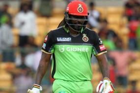 IPL 2017: Chris Gayle Vows to Come Back Stronger Next Year
