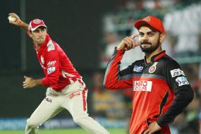 IPL 2017: Resurgent KXIP Take on Out-of-sorts RCB