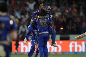 Mumbai Indians Edge Rising Pune Supergiant In Thrilling Final To Win IPL