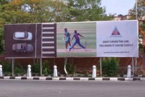 Bumrah Hits Out at Jaipur Police Ad Mocking Him