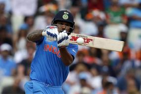 West Indies vs India: Dhawan Shines in Rain Marred Contest