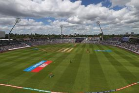'County' first: Curator Refused to Remove Matting During Semi-final