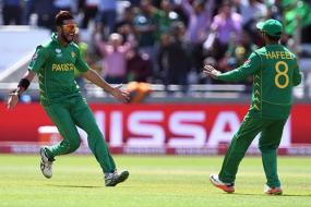 Pakistan All-rounder Imad Wasim Ruled Out of New Zealand T20s