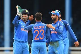 2nd ODI: Rahane, Kuldeep Star as India Thrash West Indies by 105 Runs