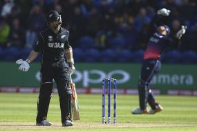 Champions Trophy 2017: New Zealand Fined for Slow Over Rate
