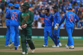 Champions Trophy: Dhoni Helps Me a Lot While Bowling, Says Jadhav