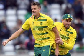 Morne Morkel to Fight for Place in SA's 2019 World Cup Team
