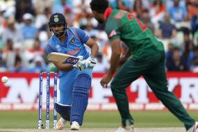Champions Trophy 2017: Ind vs Ban - Star of the Match - Rohit Sharma