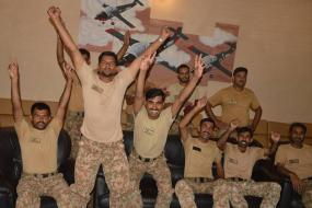 Pakistan Army Mocks India After Champions Trophy Win