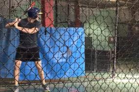 Smith Takes to Baseball as Aussie Cricketers Face Unemployment
