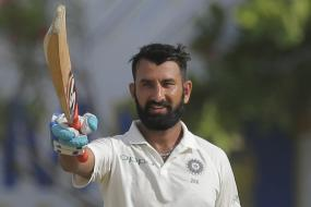 Cheteshwar Pujara Credits County Cricket For 12th Test Ton