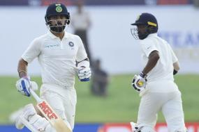Sri Lanka vs India: Bowlers, Mukund & Kohli Put India On Top