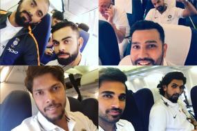 Virat Kohli & Boys Take Their Selfie Game to Next Level