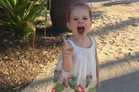 David Warner's Daughter Mimics Her Angry Father to Perfection