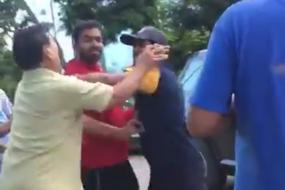 Ambati Rayudu Involved In A Fist Fight With Senior Citizen