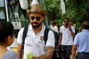 Sri Lanka vs India 2017: Virat Kohli and Co. Arrive in Style for 1st ODI