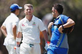 David Warner Hit by Neck Injury Ahead of Ashes