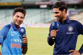 Kuldeep Yadav, Bhuvneshwar Kumar Share Their Winning Formula