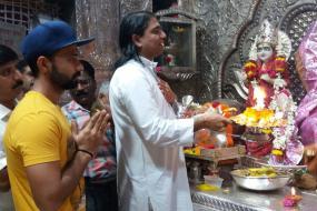 Rahane Seeks Blessings of 'Super Selector' Ganesh Ahead of Third ODI