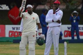 Zimbabwe vs West Indies, 2nd Test Day 2 Highlights - As It Happened