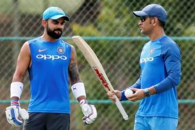Targeting MS Dhoni Has Become a Fashion Says, Virat Kohli