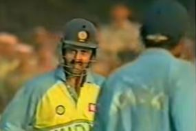 30th October 1994: Manoj Prabhakar's Standstill Ton Sinks India