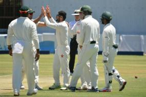 Holder and Dowrich Stand Negates Raza's 5-wicket Haul
