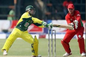 Brendan Taylor Named in Zimbabwe Squad for Tests Against WI