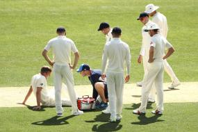 Ashes 2017: Ball Suffers Injury as England Take Lead Over CA XI